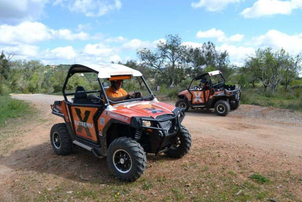 From Algarve: Self-Drive Off-Road Buggy Tour - 2020