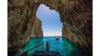 From Corfu: Day Cruise to Paxos Antipaxos & Blue Caves (visit Lakka village)