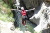 Guadalmira Canyoning: 3-hour Guadalmira Gorge Canyoning from Marbella