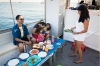 Santorini Fishing Trip and Fresh Fish Lunch Cooked Onboard