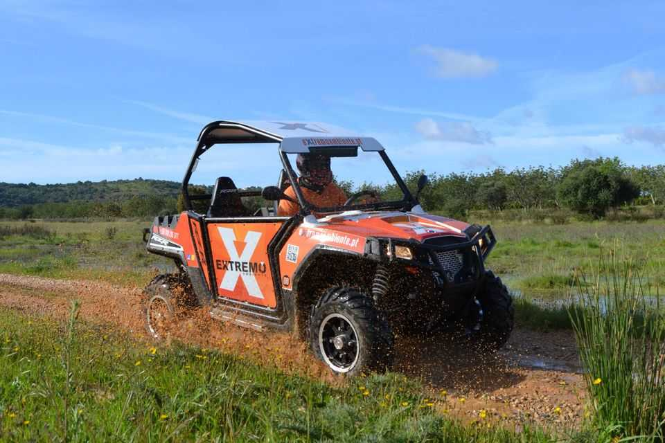 Algarve Buggy Tour: Self-Drive Off-Road Buggy Tour from Algarve