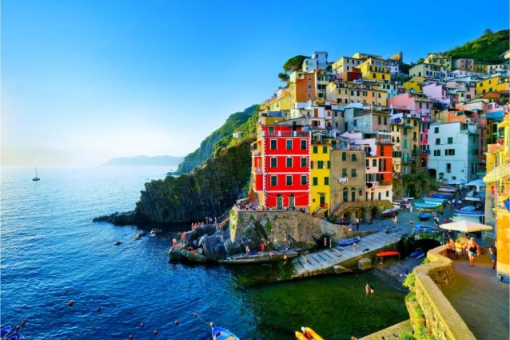 From Florence: Cinque Terre full-day Sightseeing Tour