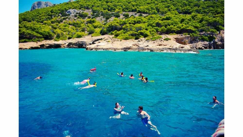 Athens: Full-day Boat Trip to Aegina, Moni and Agistri - 2020