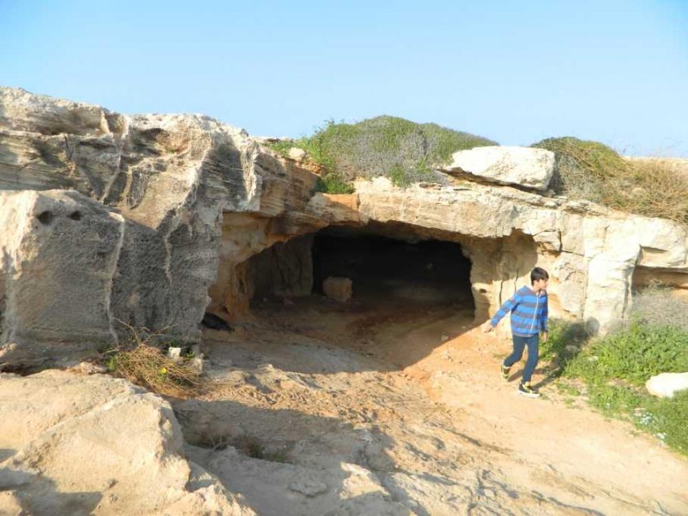 Sea Caves & Blue Lagoon Jeep Safari Tour from Protaras & Ayia Napa