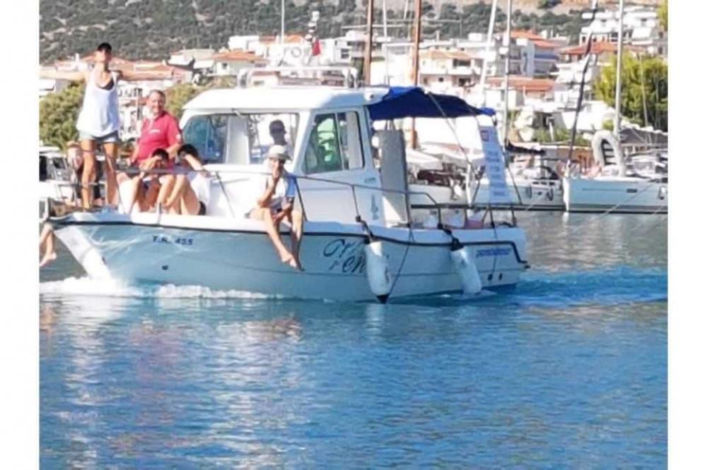 Epidavros: Fun Diving Tour for Certified Divers - 2020