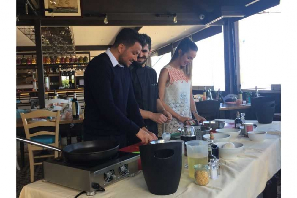 Santorini: Cooking Class with an Expert Chef & Lunch - 2020