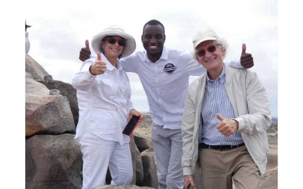 Swakopmund Town: Cultural & Historical Walking Tour - 2020