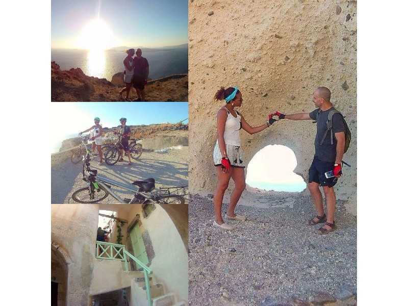 Santorini Cycling - Electric Bike Tour & Wine Tasting