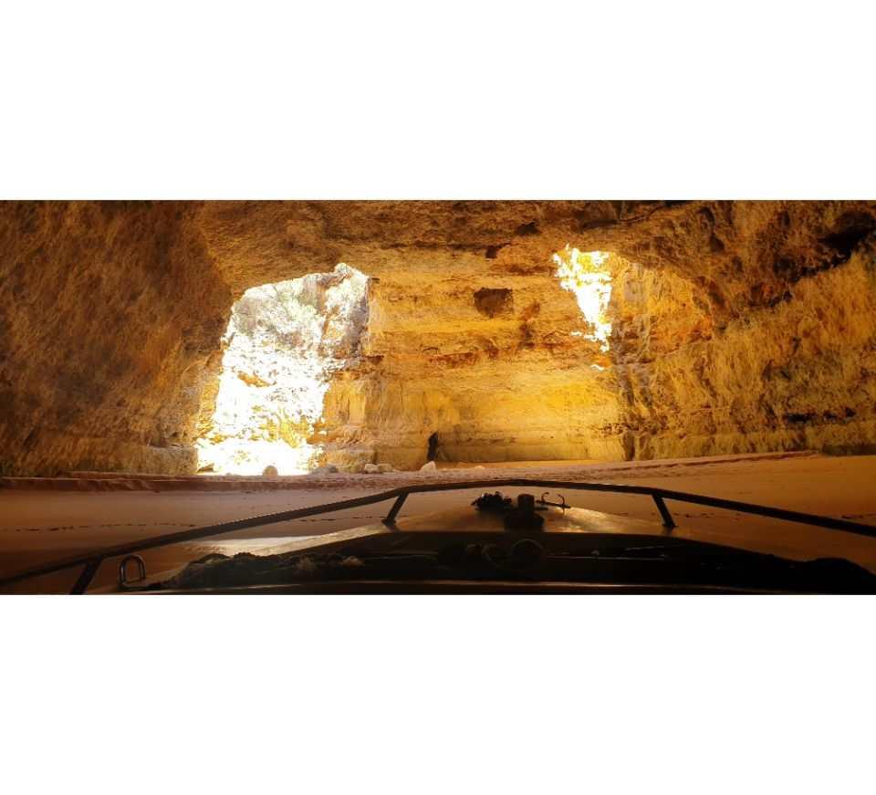 Benagil Sea Cave Tour: Private Boat Tour from Armação de Pêra
