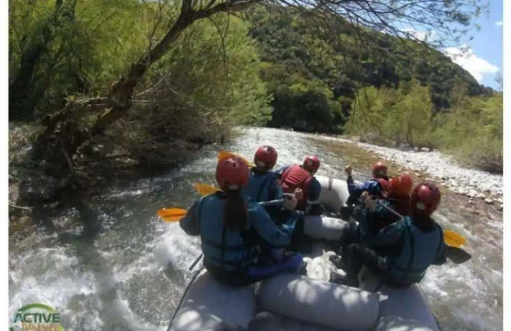 Rafting Voidomatis River Experience - 2020