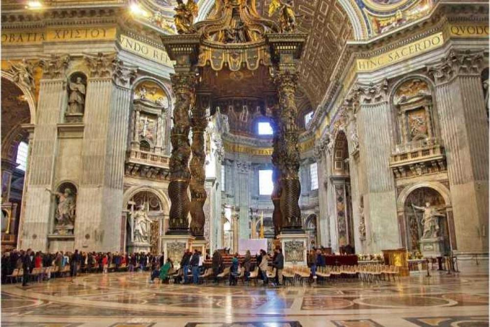 Major Basilicas of Rome Guided Tour - 2020