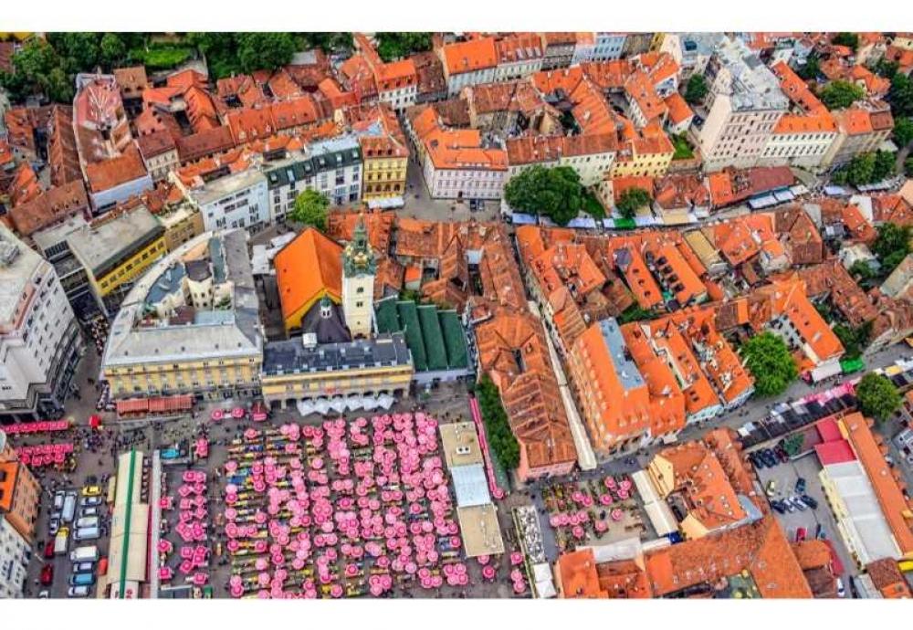 Small Group Zagreb Walking Tour - 2020