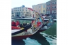 From Porto: Aveiro and Costa Nova Half-Day Tour with River Cruise