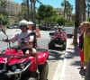 Full-Day Quad Bike Tour of Gozo with Lunch, Private boat transfer