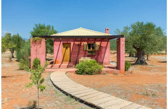Eumelia eco-farm Cottages in Lakonia, Greece