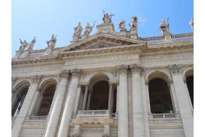 Rome Basilicas: 3-hour Major Basilicas of Rome Guided Tour