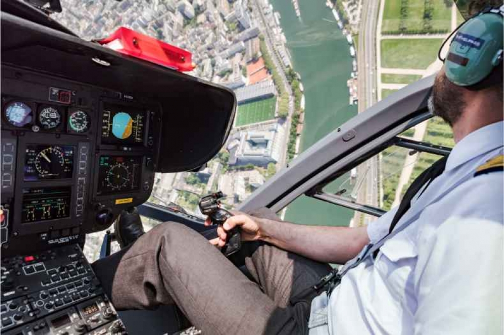 Versailles Helicopter Guided Tour from Paris