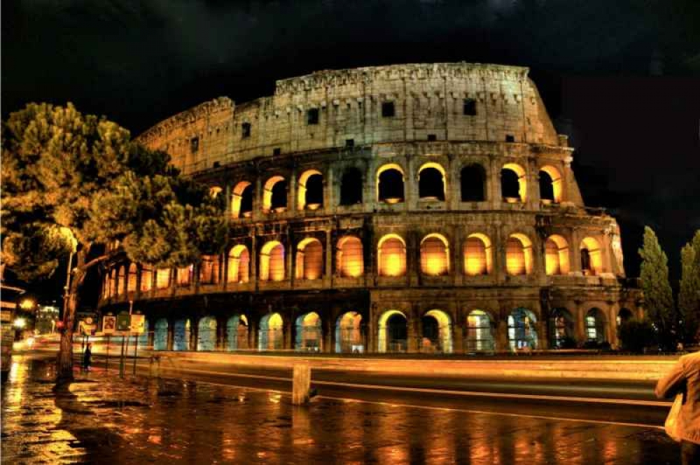 Rome by Night Private Sightseeing Tour - 2020