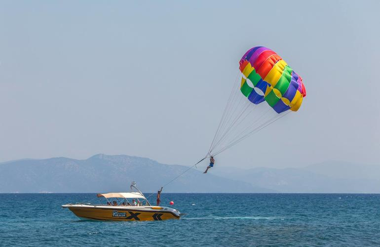 Parasailing in Kos Island ( water-sports adventures made easy!)
