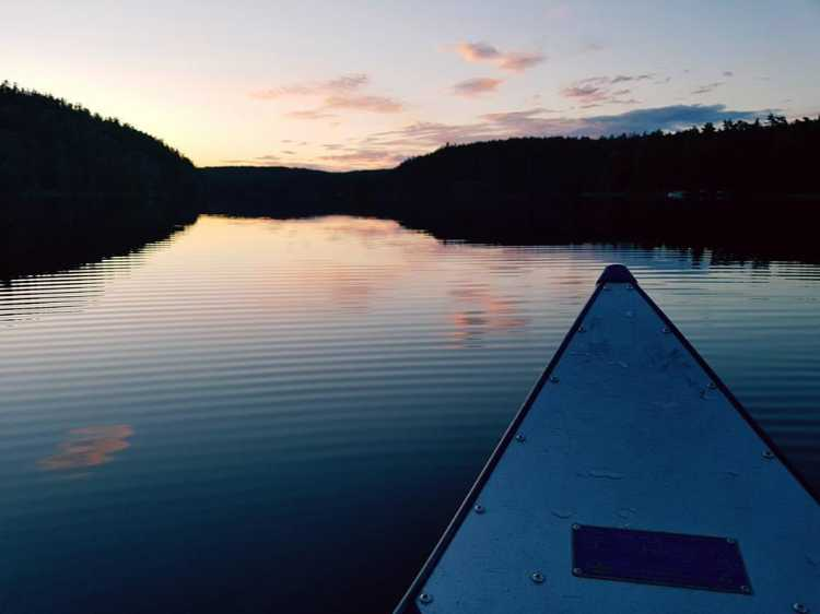 Stockholm Canoeing: 2-day River & Lake Canoeing Tour from Stockholm