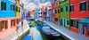 From Venice: Murano & Burano Islands Luxury Boat Tour