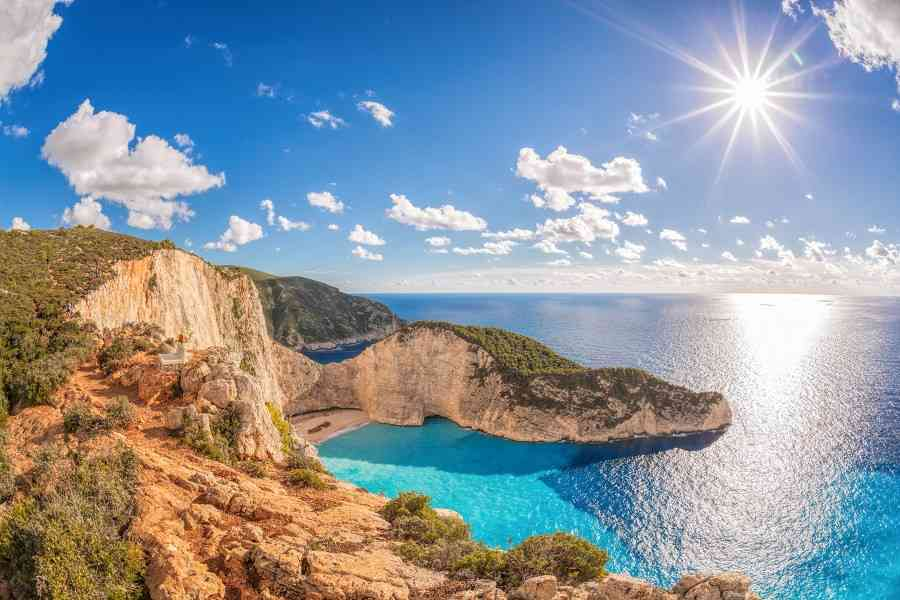 Zakynthos: 5-hour Private Shipwreck Beach and  Blue Caves Tour