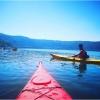 Rome: Castel Gandolfo Lake Kayak  Tour