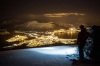 Night Snowshoeing & Aurora Hunting Experience from Alesund