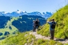 From Luzern: Stanserhorn & Geo-Trial Private Hiking Tour