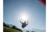 Verbier Paragliding: Corso di addestramento in parapendio con volo in tandem incluso