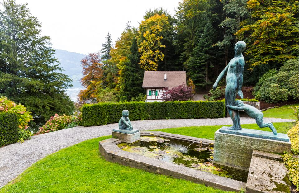 Lucerne Art and Classical Music History Private Tour