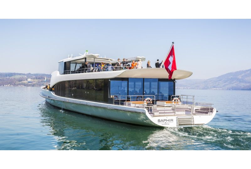 Lucerne Walking Tour with 1-hour Boat Cruise included