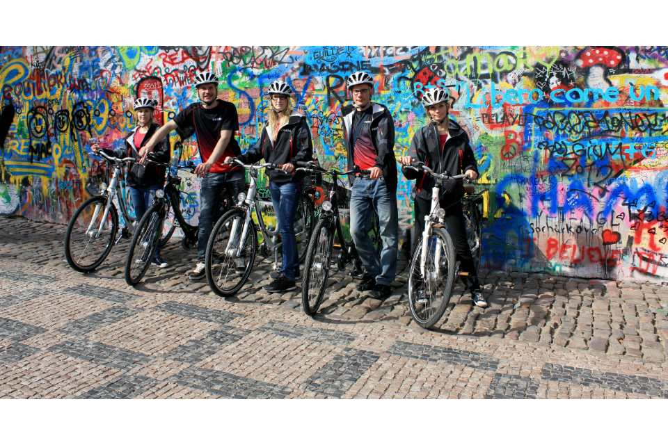 Prague: 1.5-Hour Private Bike Tour (Free pick-up Service is included)