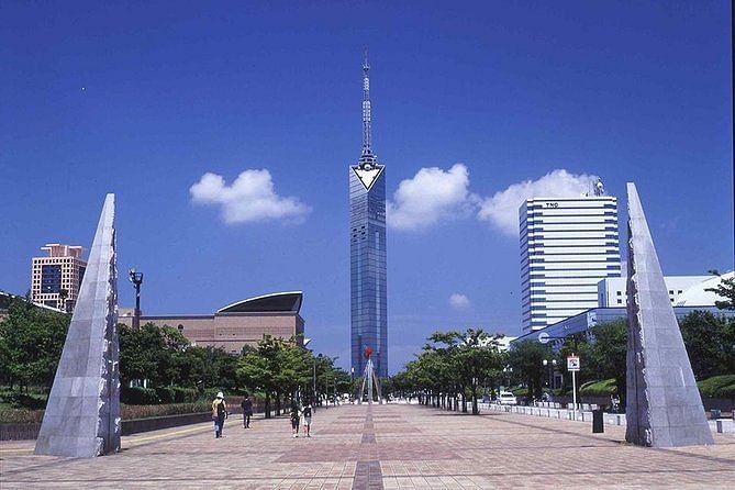 Fukuoka Tour: Full-Day Private Fukuoka City Tour