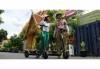 Bangkok Tour: Electric Scooter Sightseeing & Street Food Tour