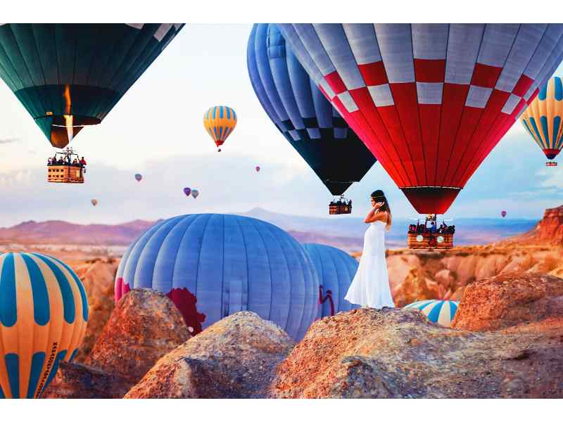 Cappadocia Tour from Istanbul: Day Tour to Magical Cappadocia with Flights