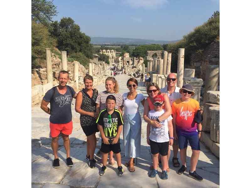 Ephesus Tour: Small Group Ephesus Guided Tour from Kusadasi
