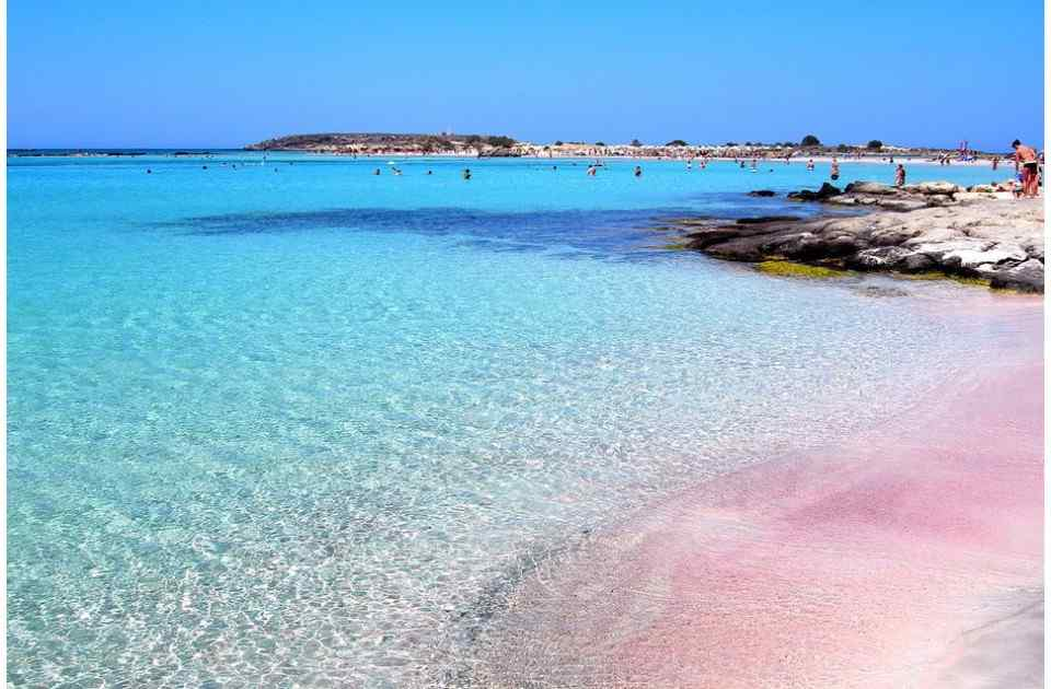 Rethymno το Elafonisi: Full-day  Guided Tour to Elafonisi