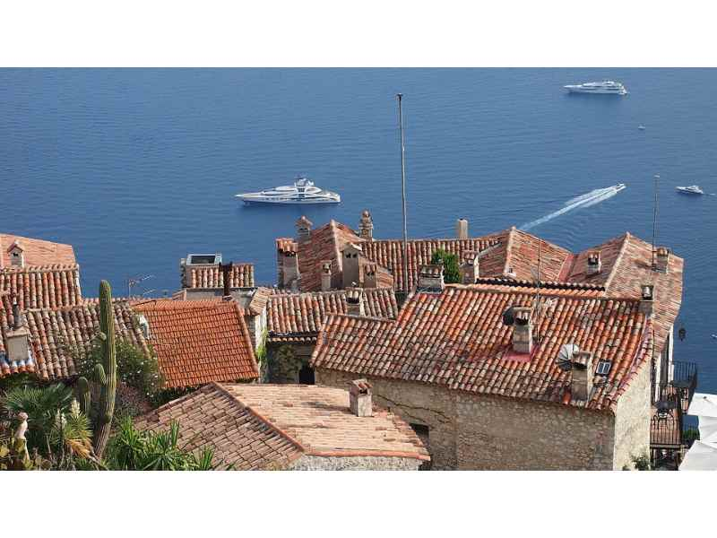 Day Trip from Nice: Half-Day Trip to Eze Monaco and Monte-Carlo from Nice