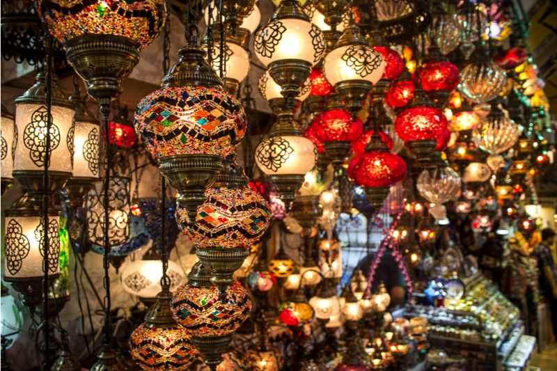 Turismo en Estambul: Tour de Medio Día Por el Palacio de Topkapi y el Gran Bazar