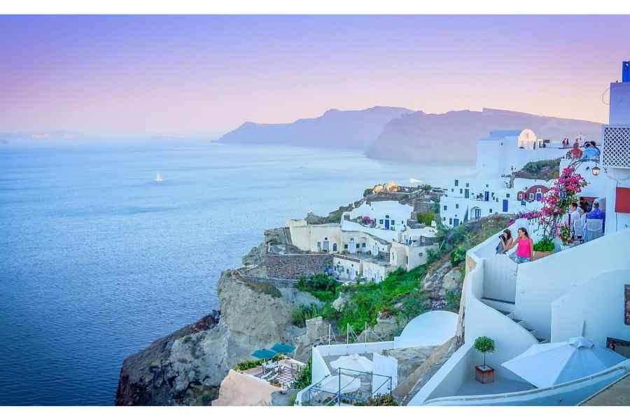 Rethymno to Santorini: Full-Day Catamaran Boat Trip to Santorini