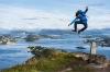Norway Outdoor Activities: 6-hour Sea kayaking & Hiking Tour in Alesund