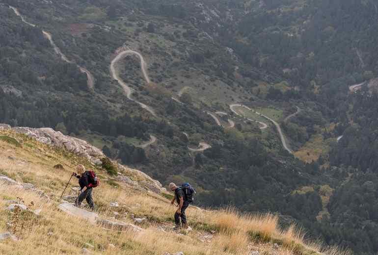 Taygetos Trekking: Trekking Tour on Mount Taygetos from Sparta