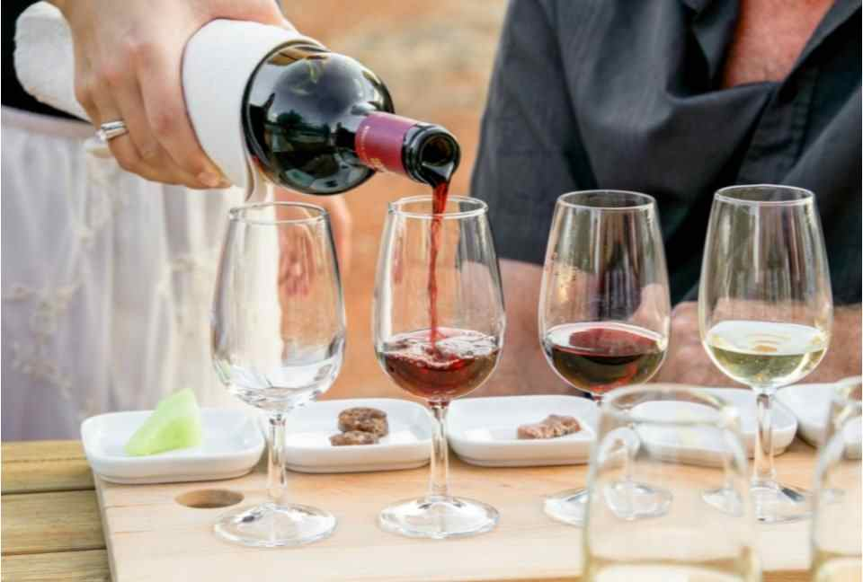 Greek Wine Tasting: 3-hour Wine Tasting in South Greece with overnight Stay Included