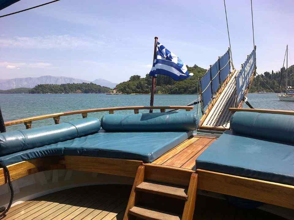 Lefkada Boat Tour: Full-day Forgotten Islands Cruise