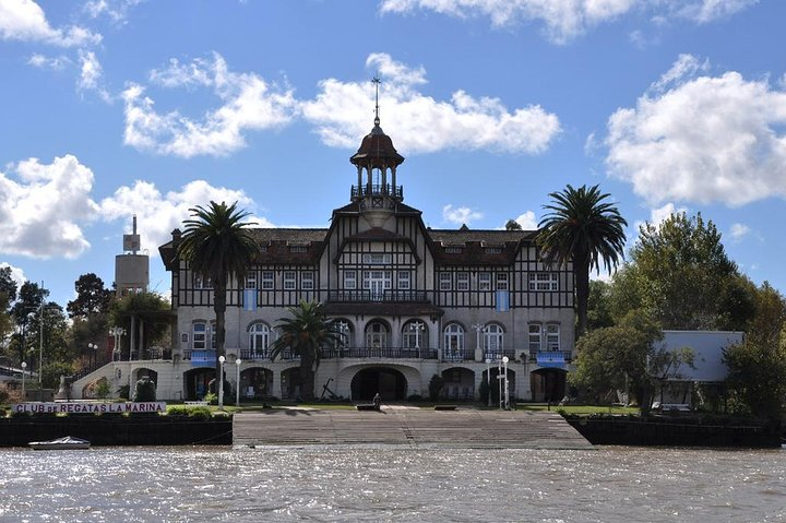 Buenos Aires Tour: Half-day Tigre City & Parana Delta Boat Tour from Buenos Aires