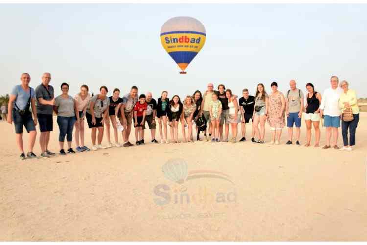 Luxor Hot Air Balloon: 2-hour Hot air Balloon Flight Adventure over the Nile