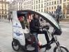 Lyon Tour: 2-hour Guided Pedicab Lyon Tour