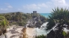 Tulum Day Trip: Full-day Tulum, Coba, & Cenote Tour from Cancun