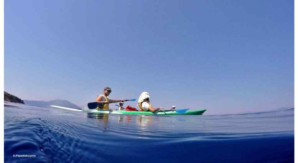 Greece Kayaking: 4-Day Private Sea Kayak Volos & Mount Pelion Tour